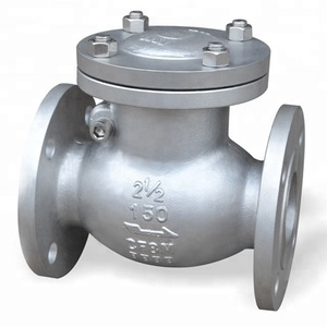 Steel swing check valves