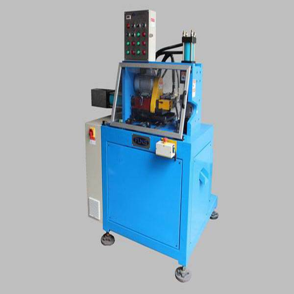 FUNS® Tube End Processing Machine- 3 Position Tube End Chamfering Machine