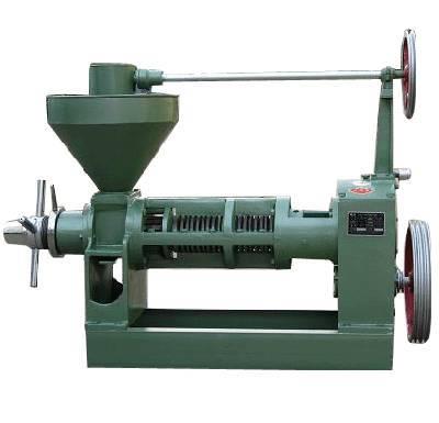 6YL-80 small oil press