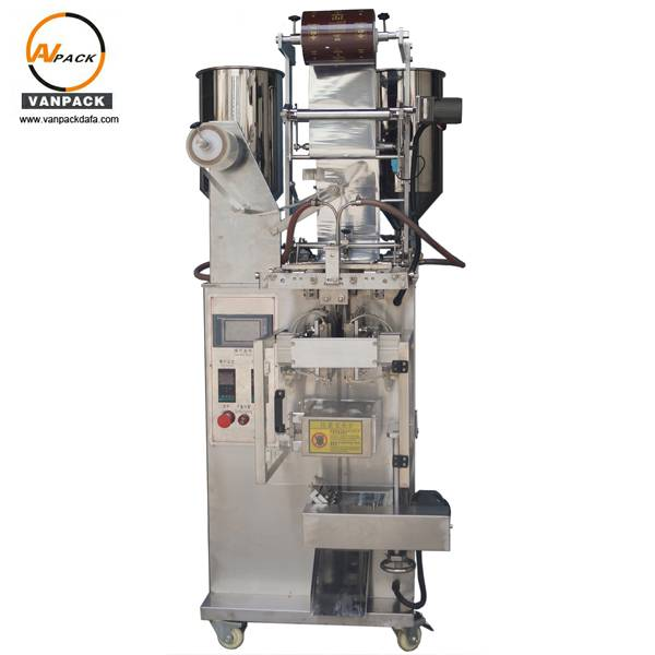 Automatic Hair Dye Packing Machine
