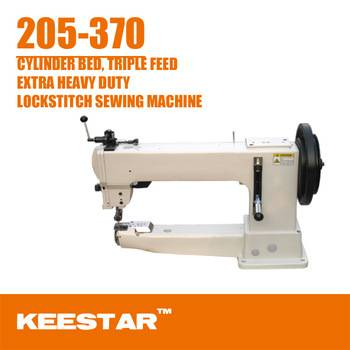 Keestar 205-370 leather sewing machine