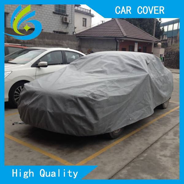 Layers non-woven breathable waterproof heated car cover