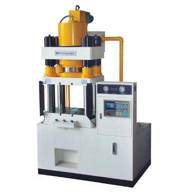 Upper-cylinder CNC Hydraulic Press