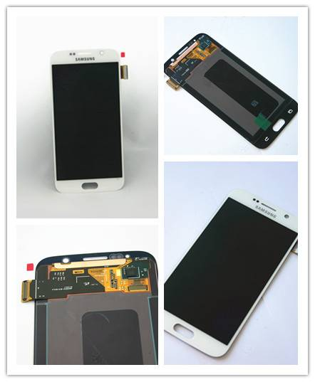 Repair parts display LCD assembly for Samsung S6