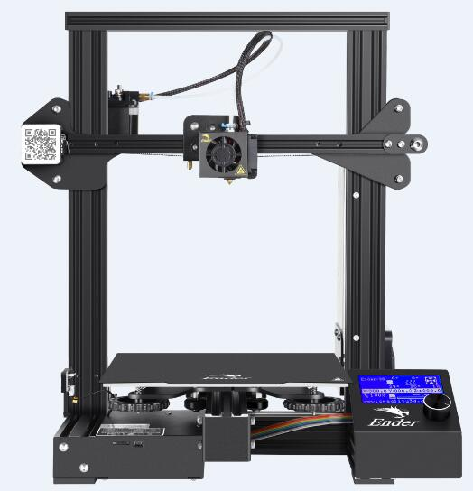 2019 hot selling Cheap Newest ender 3 pro 3D Printer