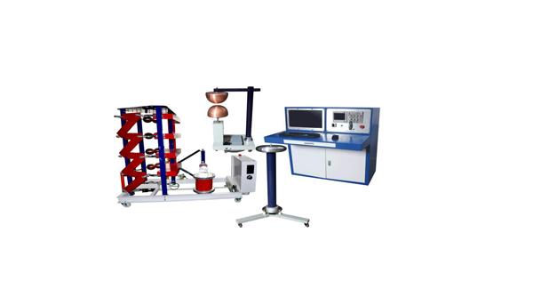 TKCJ-450KV/20KJ2400kV 240 KJ Impulse Voltage Generator Complete Set Of Test