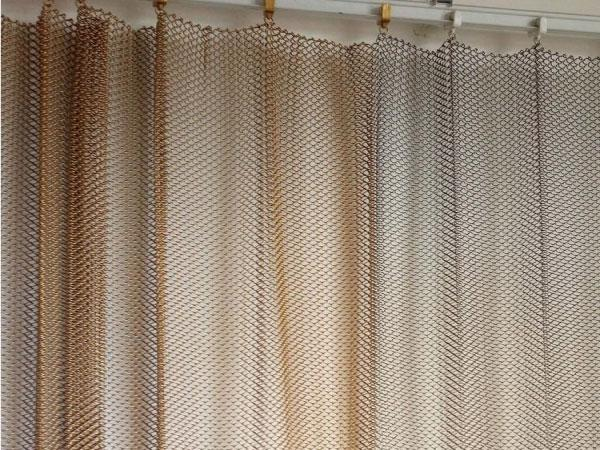 Decorative Metal Mesh Curtain