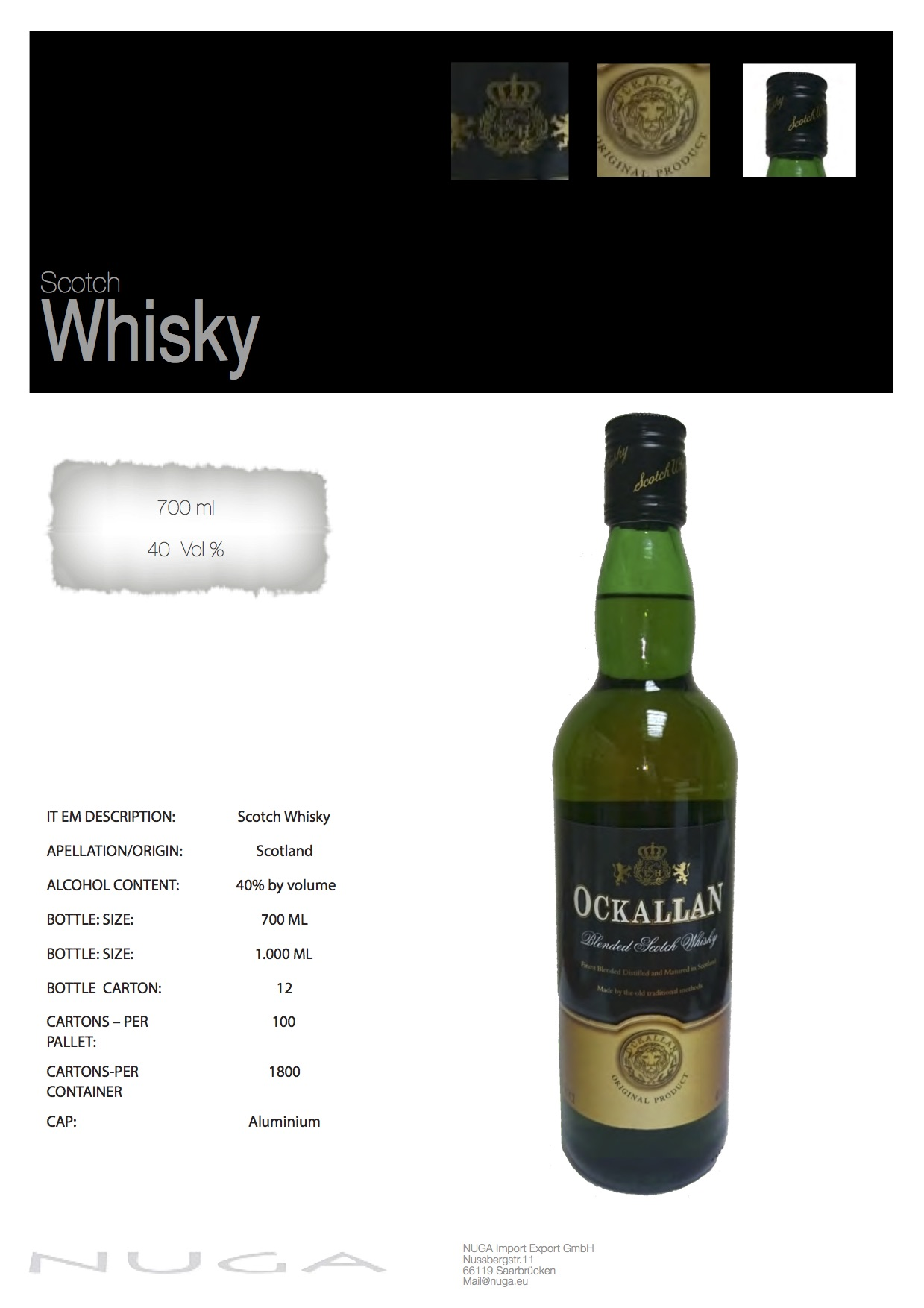 Scotch Whisky or EU Whisky
