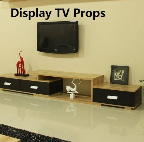 42'' Dummy TV Props(Fake display tv) for showroom decorations exhibition design art