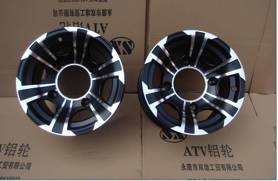 new SX 12 inch UTV alloy wheel