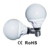 Factory direct supply G45 led bulb 2835SMD E14 led ceramic housing Natural white 4000K G45 Bulb Ligh