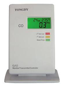 cost-effective carbon monoxide detector alarms with Electrochemical CO sensor