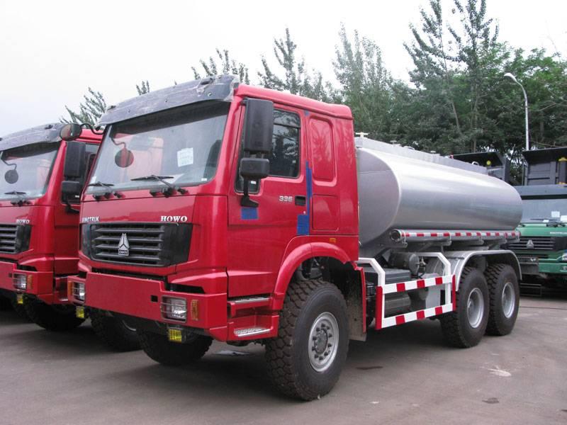 HOWO Tanker Truck