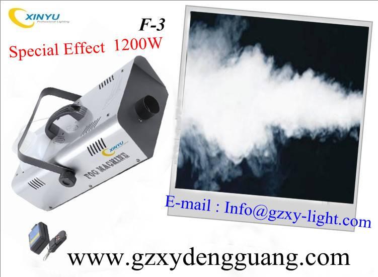 F-3 1200W Smoke Machine