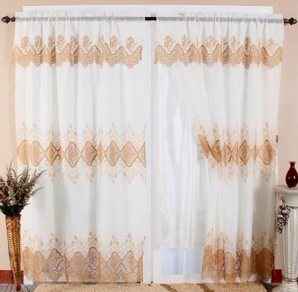 Burnt-out curtain DAH-SJ2019-R
