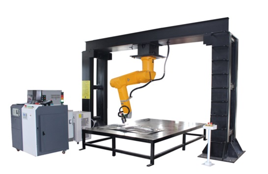 3D Fiber Laser Cutting System, Complicated Cutting Work, GMC ISO9001:2008, CE