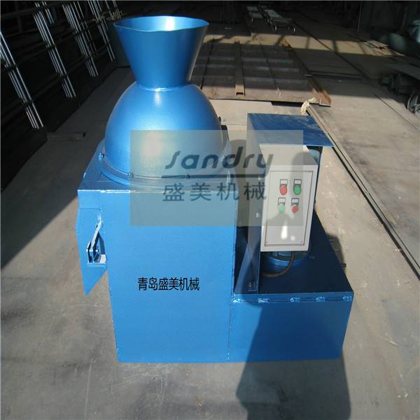 bowl type automatic continuous resin sand mixer