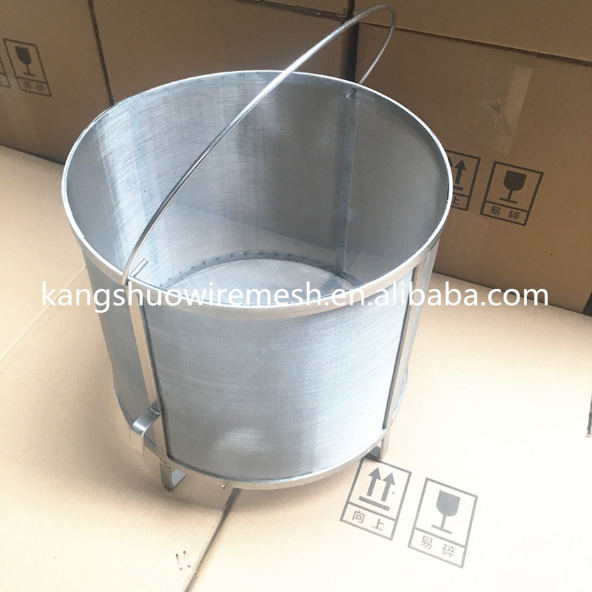 Stainless Steel Home Brewing Beer Hop Filter Hop filtration basket