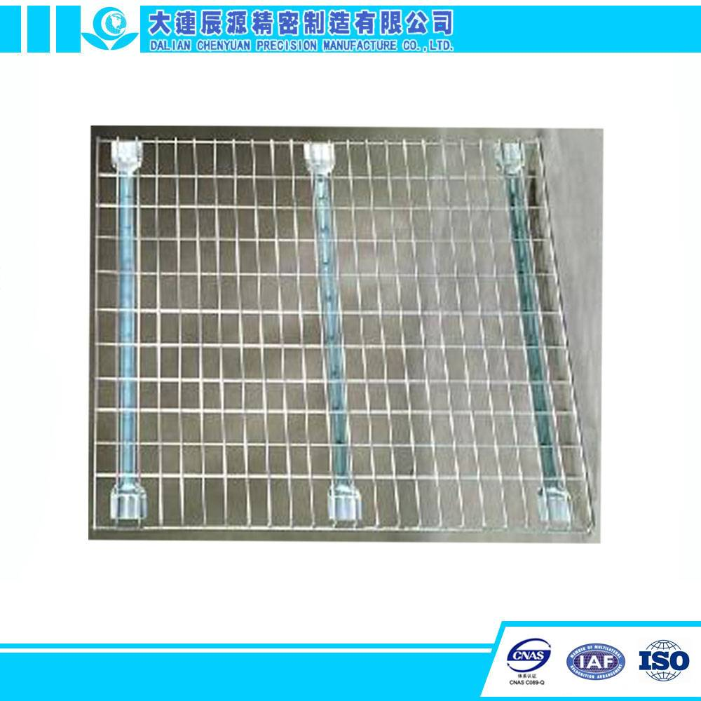 Galvanized Welded Steel Mesh Wire Deck for Pallet Racking