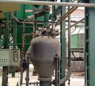 ISO Certification Dense Phase Pneumatic Conveying System