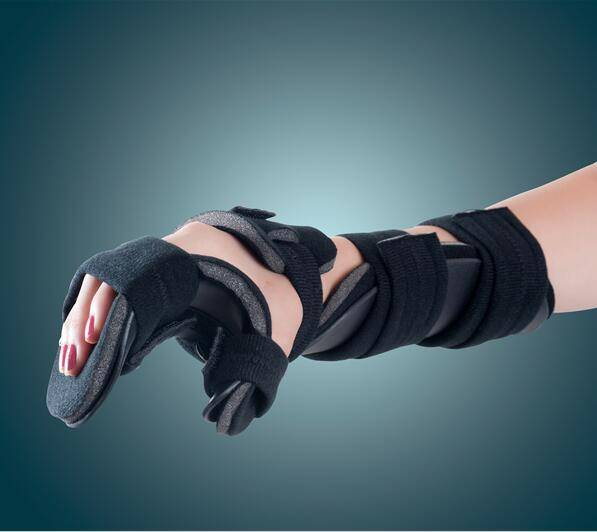 Comfortable Medical Orthosis Wrist Support Brace Support Sprain Forearm Splint Protector Orthotics
