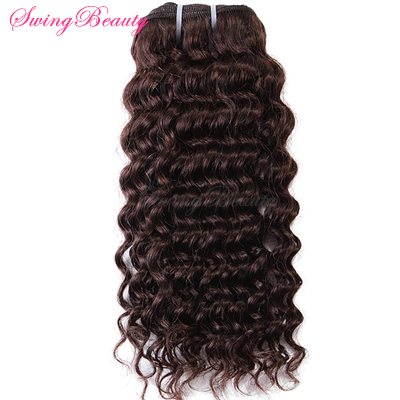 100% Virgin Indian Natural Curly Human Hair Weft