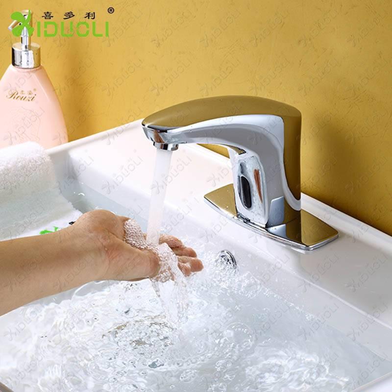 automatic sensor faucet,sensor faucet,automatic faucet xiduoli faucet