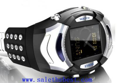 watch mobile phone V2 (wholesale)