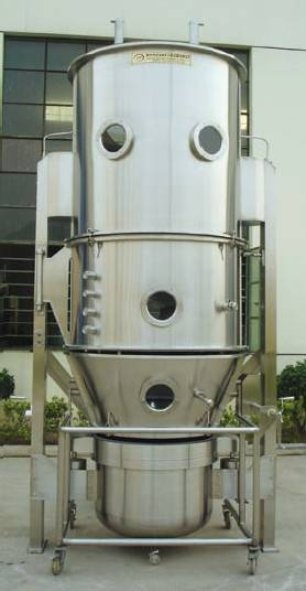 FL Fluid-bed Granulator