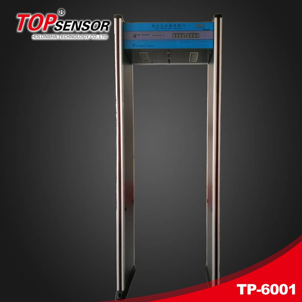 Factory Price Body Scanner Walkthrough Metal Detector for Airport