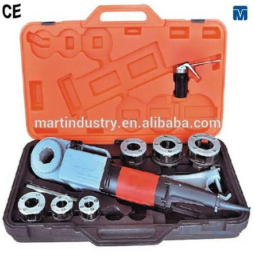 2'' manual ratchet pipe threading machine SQ30-2B