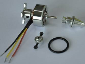 rc outrunner brushless motors