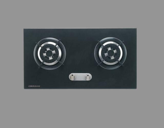 gas stove, gas cooker, range, stove