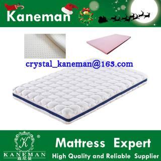 Tencel Fabric High Density Foam Mattress 8 Inch