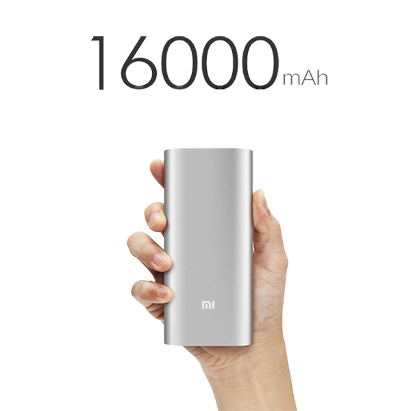 Wholesale xiaomi power bank 15000mah mi power bank 16000mah battery charger