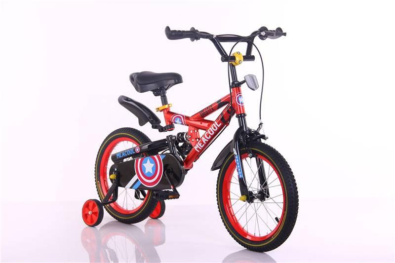 14 INCH baby bike /kid's bike with suspension 2016 new model