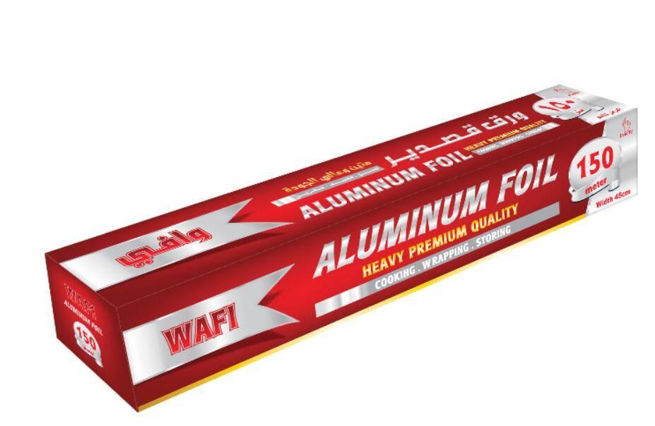 Aluminum Foil Roll 37.5 sqft Heavy Duty
