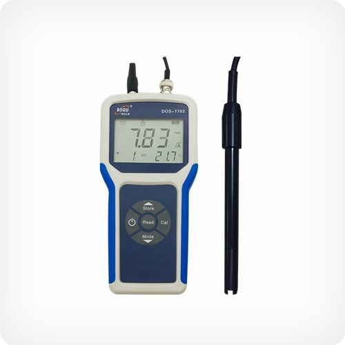 DOS-1703 Portable Dissolved Oxygen Meter