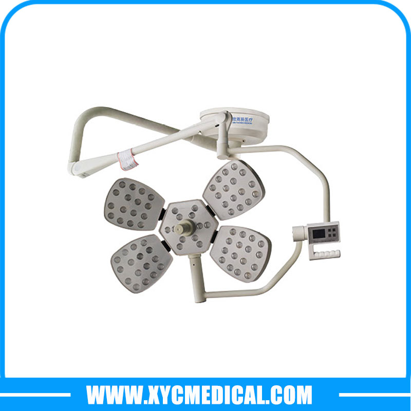 Quality operating light manufacturer ceiling mounted nuvo surgical lights