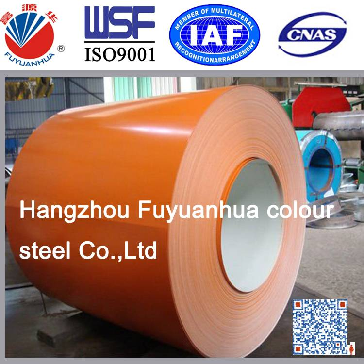 ppgi corrugated steel coil OEM factory