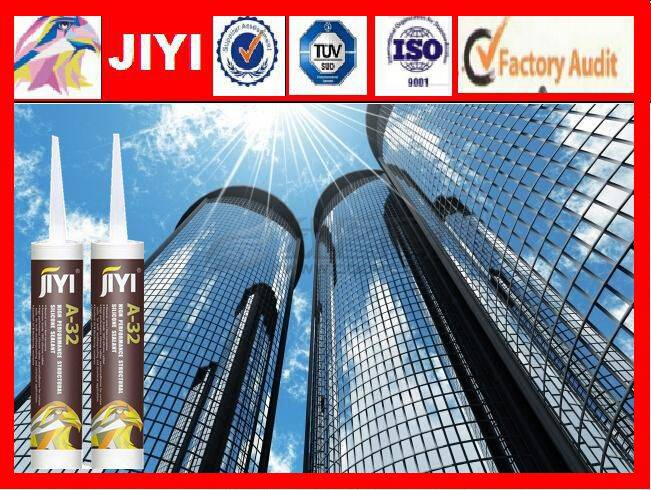 construction silicone sealant for building curtain wall bonding and fixing