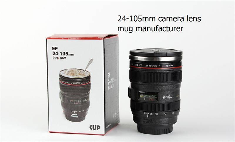 Canon 24-105mm camera lens coffee mug