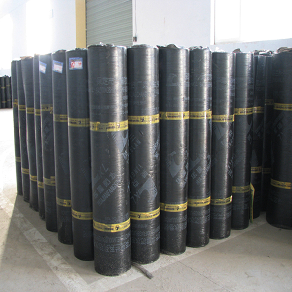 sbs bituminous outdoor roofing material waterproof membrane
