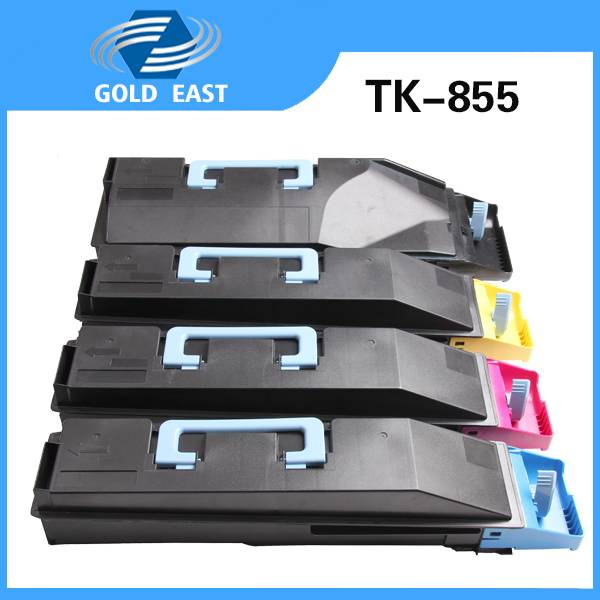 Compatible TK-855 toner cartridge for kyocera taskalfa 400ci
