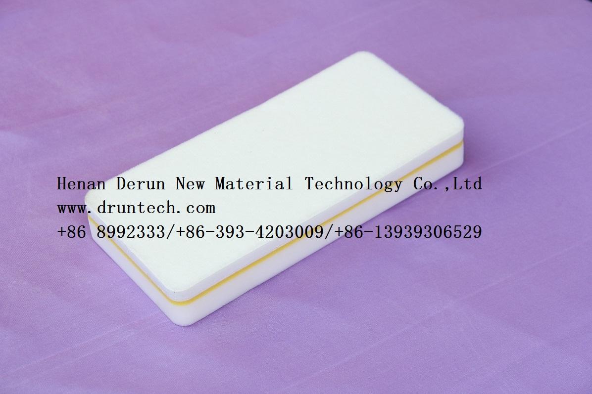 Sound absorption sponge cleaning melamine foam magic eraser melamine sponge household products