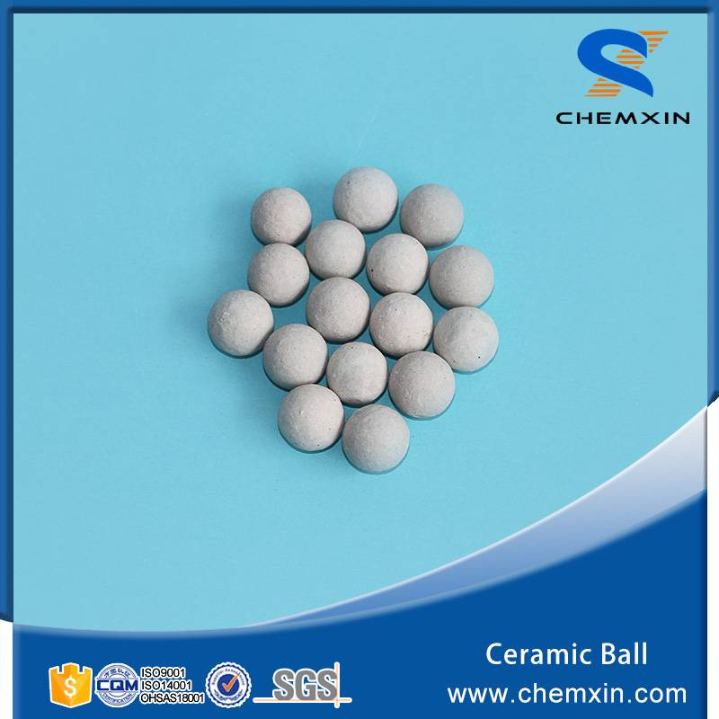 ceramic ball for bed support