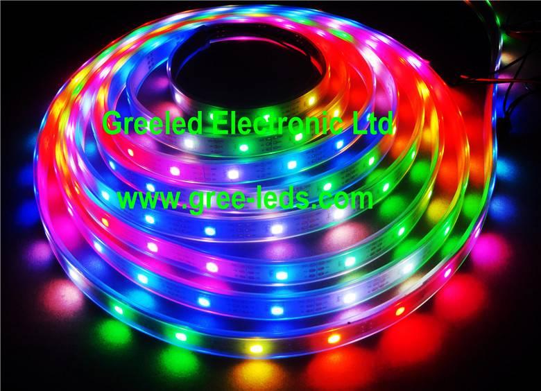 1m 30pixels WS2812B digital addressable led strip