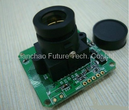 The newest 2.0MP rs232/TTL/RS485 serial JPEG camera module