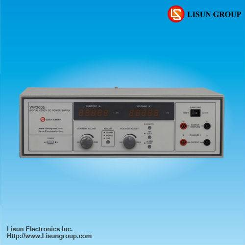 DC3005 Variable DC Power Supply Has High Stability and High Accuracy