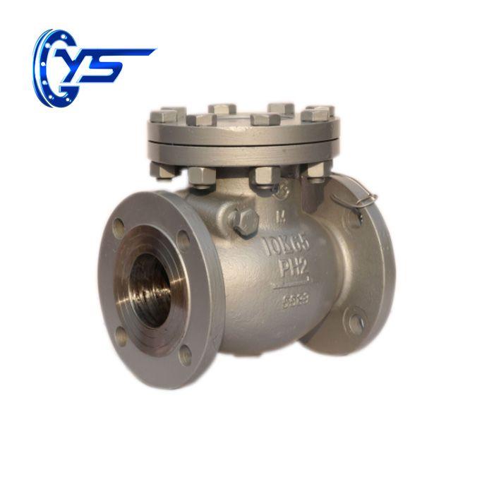 DN 40-150mm JIS Check ValveJIS SERIESCustom various standard check valve